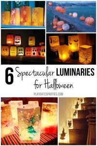 6 Spectacular Luminaries for Halloween this Year