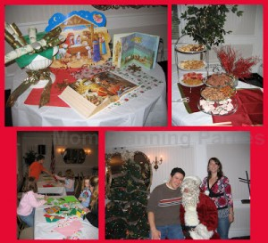 Christmas Parties of the Past