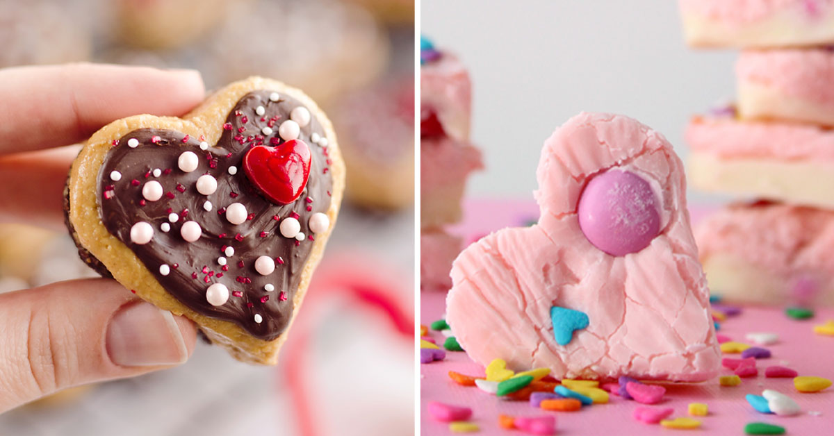 20 Heart-Shaped Chocolates and Treats Perfect for Valentine\'s Day