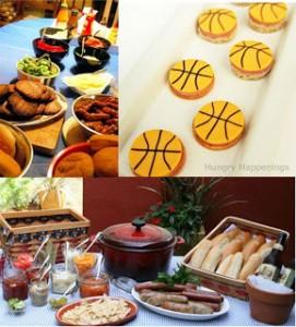 Basketball Party Fun Food!