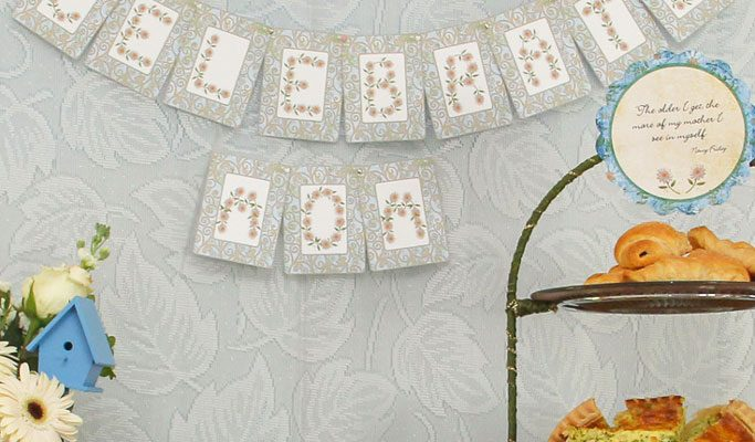 Garden Inspired Mother's Day Brunch Ideas