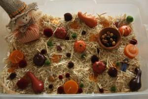 Halloween Harvest Tables