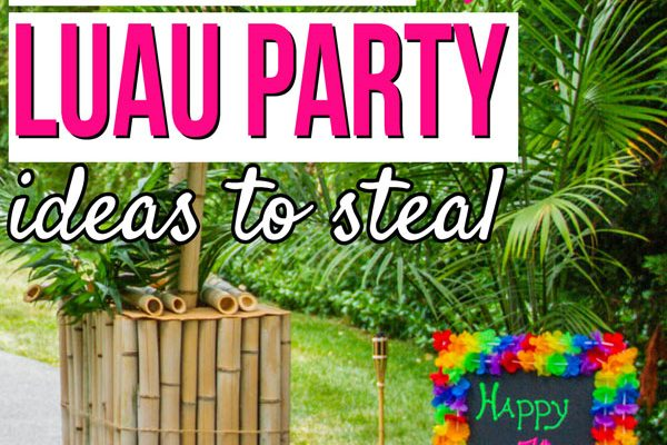 25 Luau Party Ideas to Steal from a Professional Event Planner