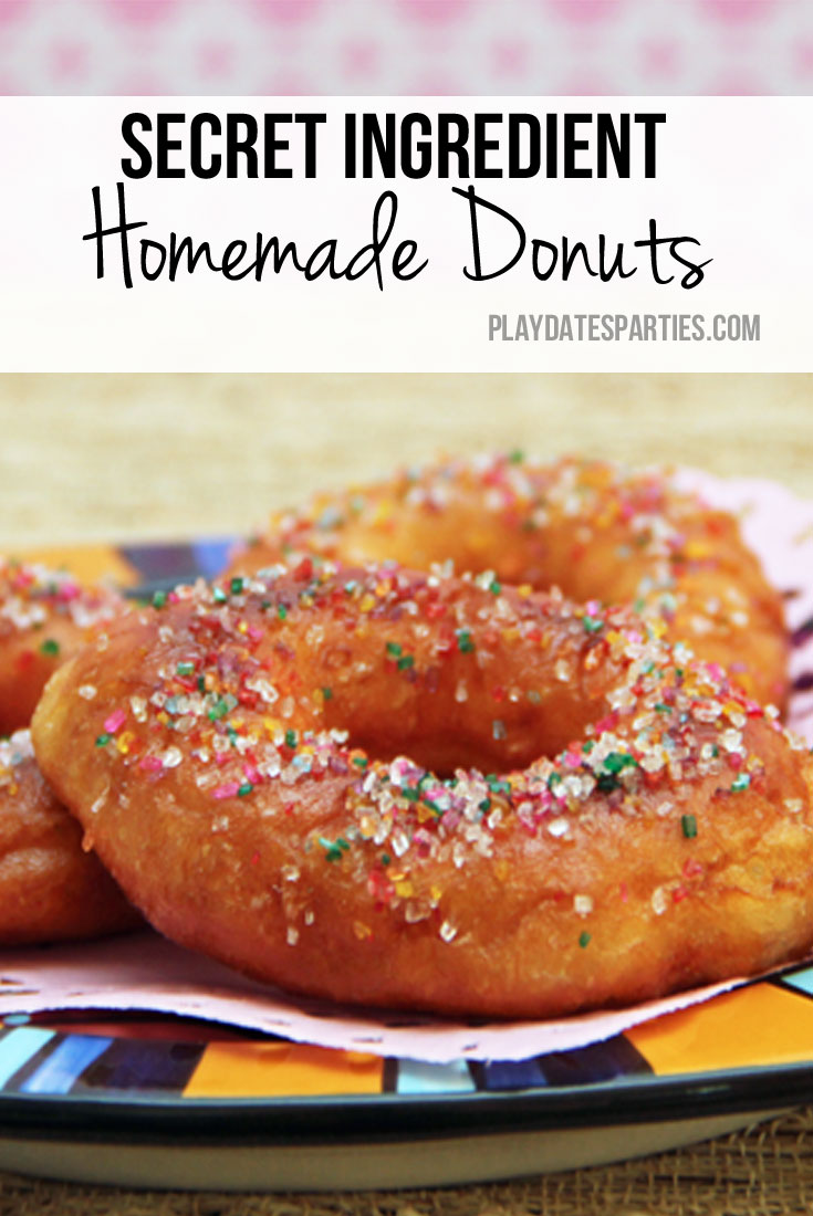 Donuts are always best when they're served warm and soft. Make easy homemade donuts in minutes with this one simple trick.
