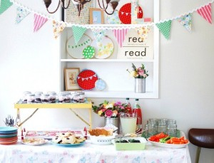 Girly Baby Shower Inspiration