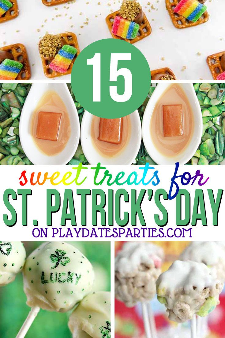 15 Fun St Patrick's Day Treats to Make This Year