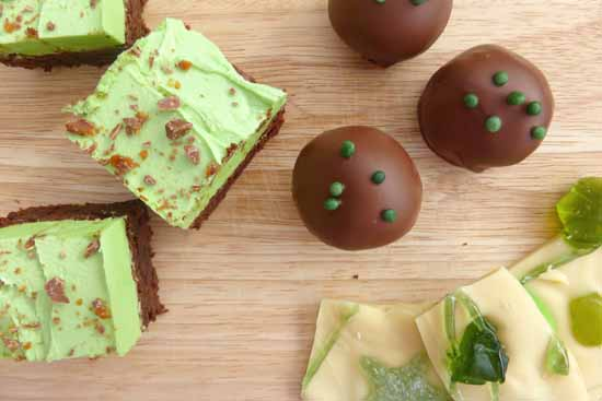 Leprechaun Treats 3 Ways at the Culinary Jumble