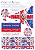 {Roundup} Summer Olympics Printables