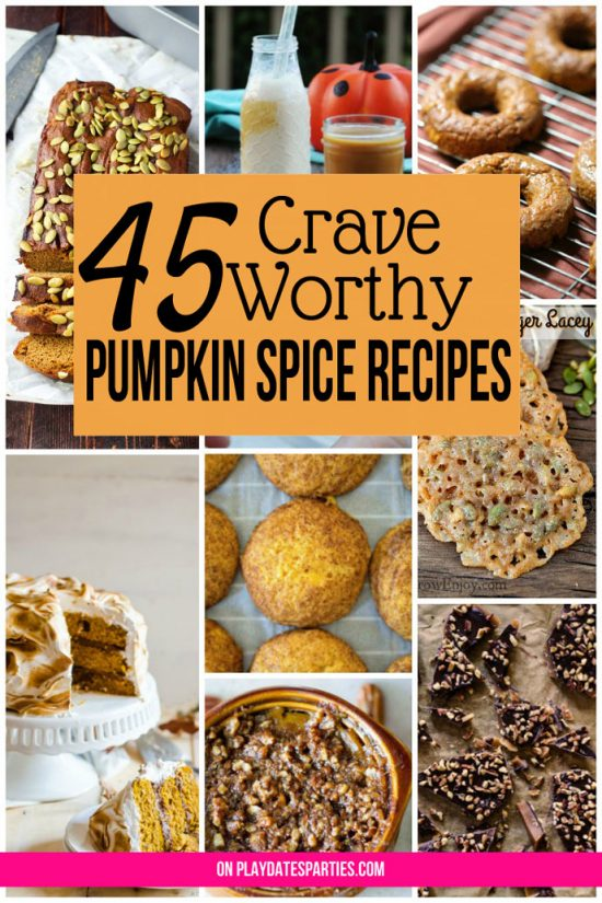 45 Pumpkin Spice Recipes So Good You'll Crave More