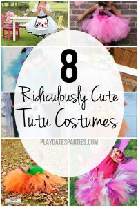 8 Ridiculously Cute Tutu Costumes for Halloween