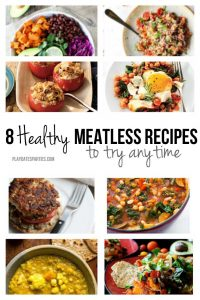 8 Healthy Meatless Meals to Try Anytime