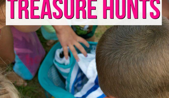 The Best Kids Treasure Hunt Ideas, Tips, and Tricks