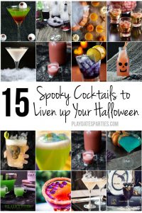 15 Spooky Cocktails to Liven Up Your Halloween