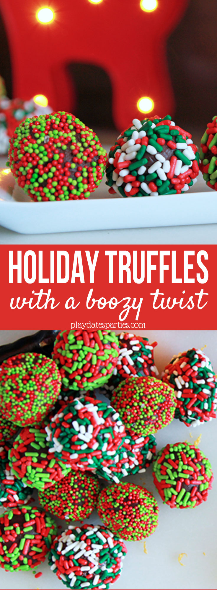 Learn this chef secret for incredibly smooth and delicious #chocolate truffles. And then add a few twists to make them PERFECT for your #holiday celebrations!