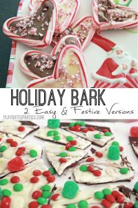 {12 Days of Holiday Candy) Holiday Bark
