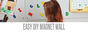 Easy-DIY-Magnet-Wall