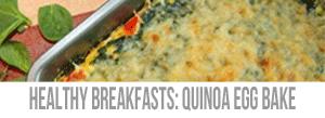 Quinoa-Egg-Bake