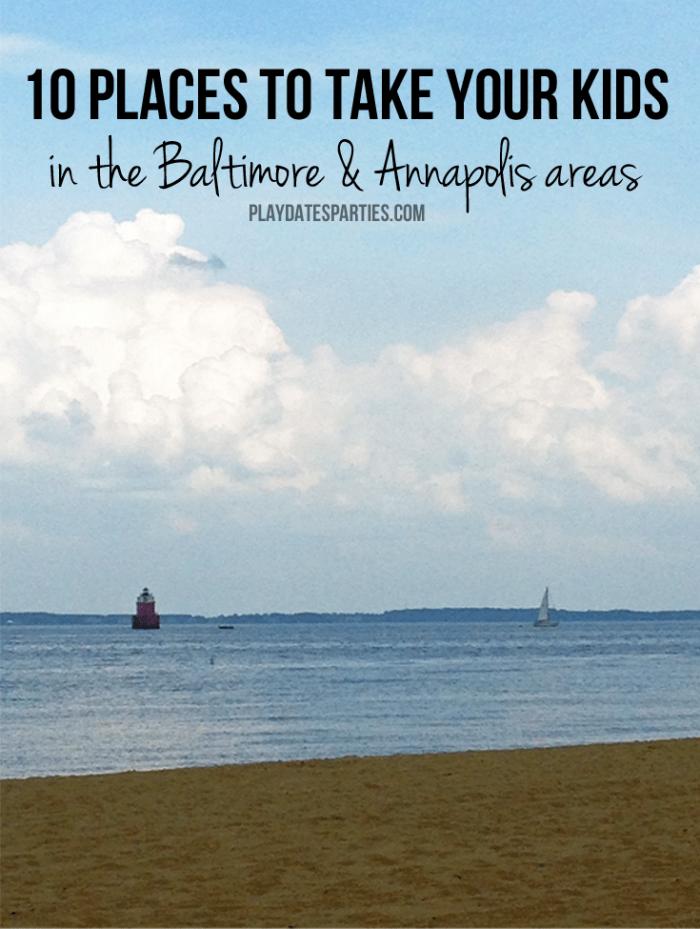 Annapolis Food Places