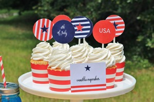 We Heart Parties - Party Printables