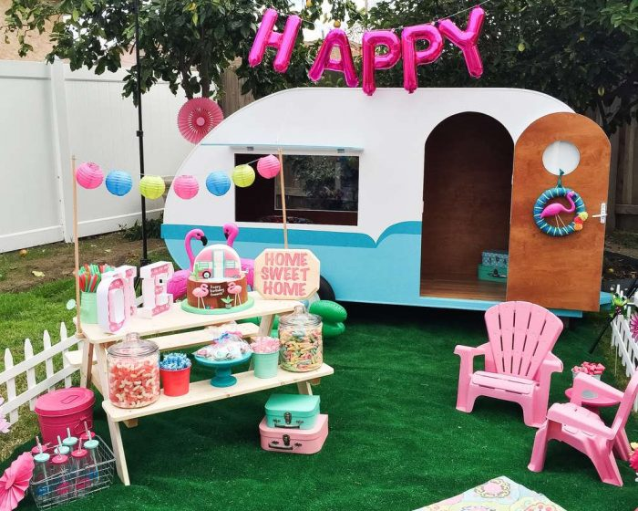Quaintly Garcia - Camper Party1