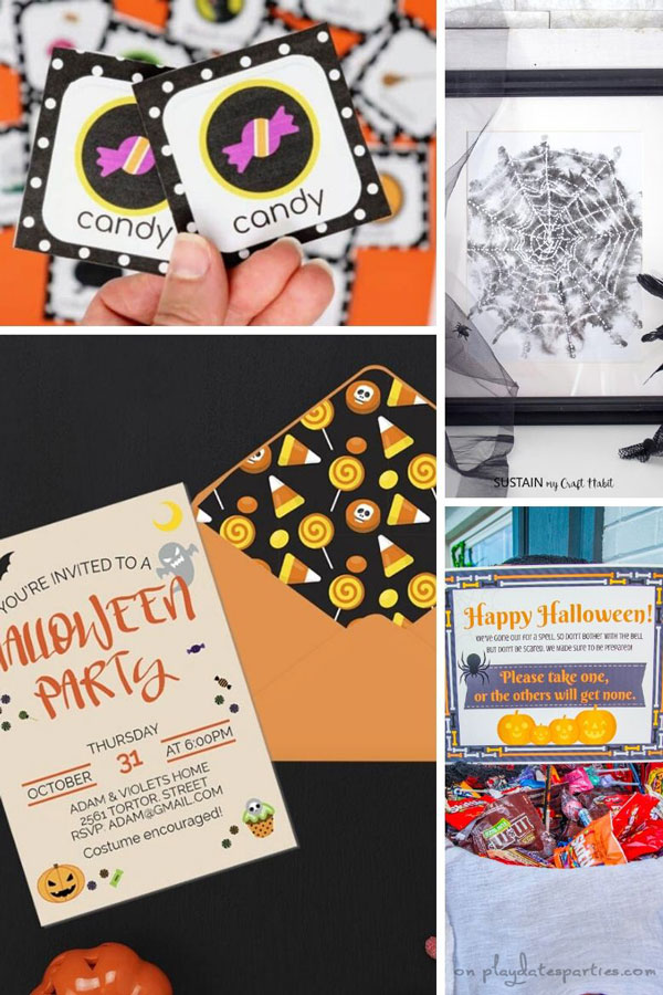 80+ Free Halloween Printables to Download Today