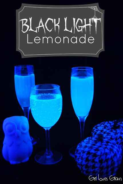 Black Light Lemonade: Start a new family tradition with a pitcher of one of these 10 Halloween mocktails while you join the kids for trick-or-treating.