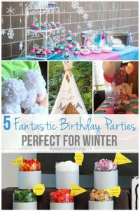 5 Fantastic Birthday Party Themes Perfect for Winter