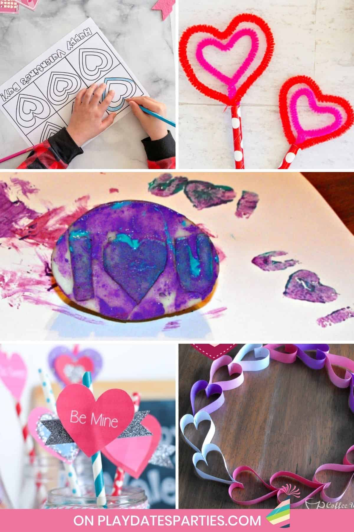 11 Adorable Valentine's Day Crafts for Kids
