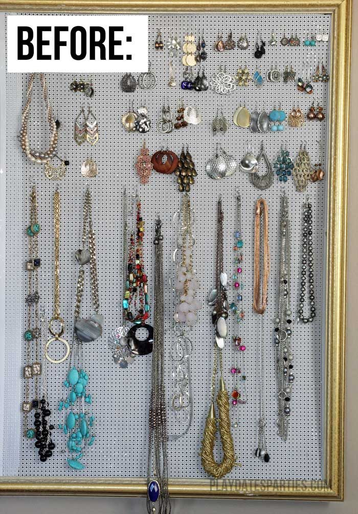 DIY-Jewelry-Organizer-Before