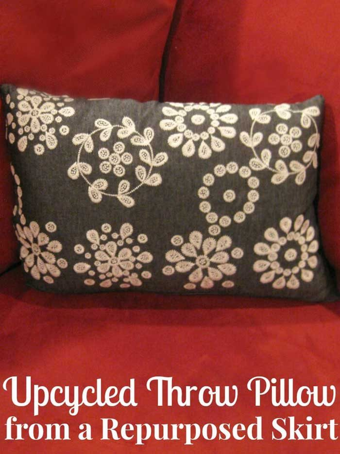 Organized-31-Upcycled-Skirt-Pillow