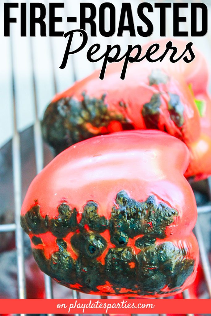 Leave the oven off and learn how to make this fire roasted peppers recipe at home using grill supplies you probably already have. You'll love the bold flavor!
