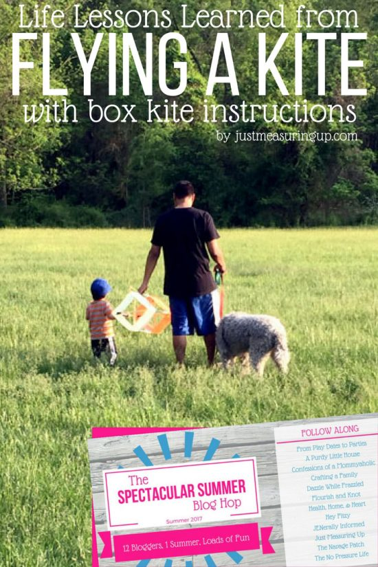 5 Life Lessons Learned from Flying a Kite