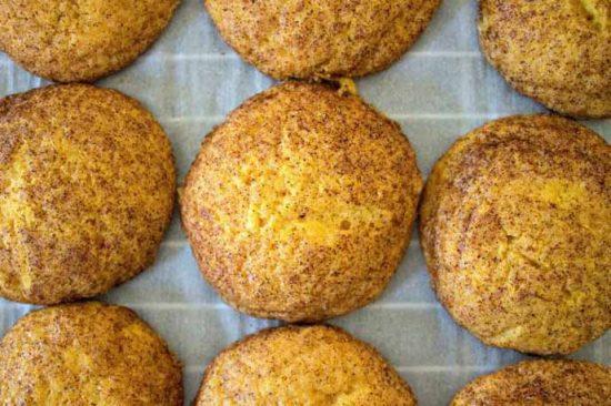 Pumpkin Snickerdoodlesby Certified Pastry Aficionado