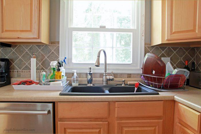 Kitchen renovation design changes - Narrow space next to windows