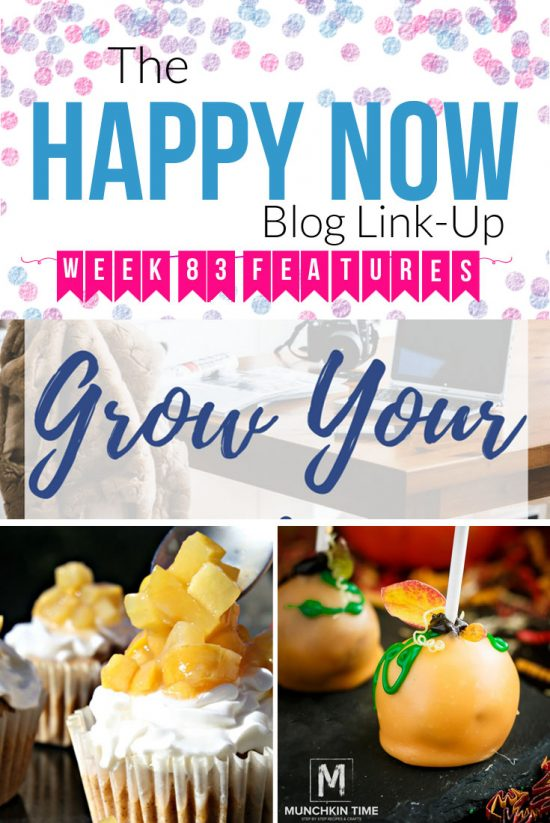 The Happy Now Blog Link Up #83