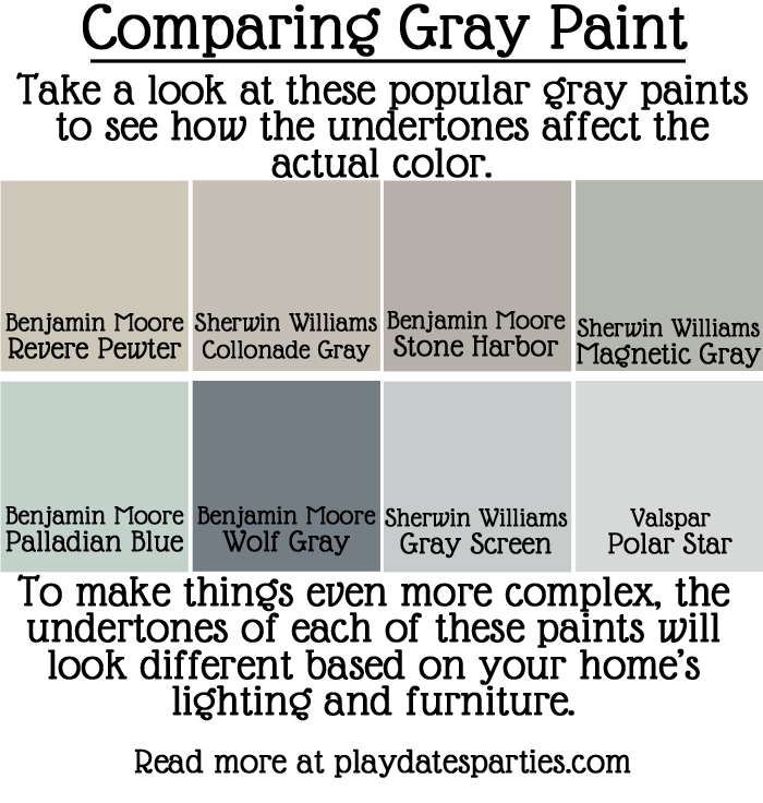 Gray Isn T The Cold Neutral It Used To Be From Blue Undertones