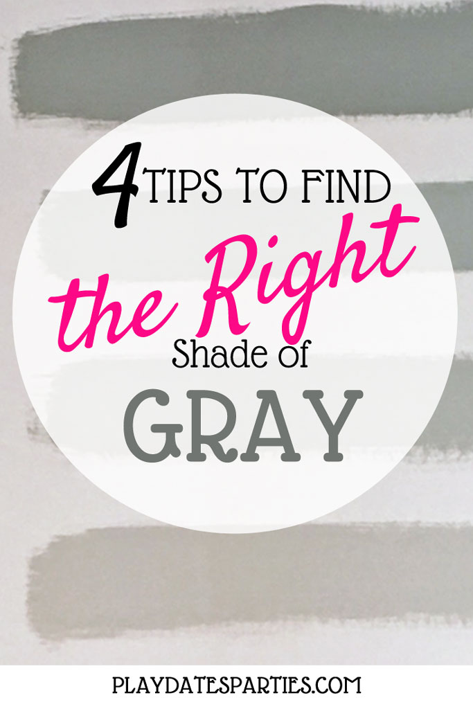 How to Pick Gray Paint that Works for Your Home
