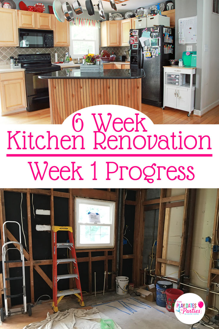 Creating a Last-Minute Kitchen Design Plan | Our 6-week Renovation