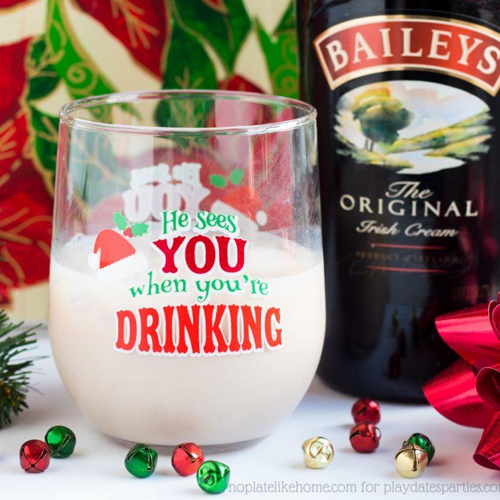 Baileys Butterscotch Almond Cocktail Recipe