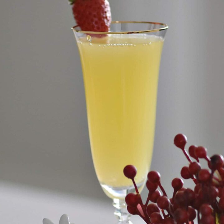 Quick & Easy Mimosas Recipe