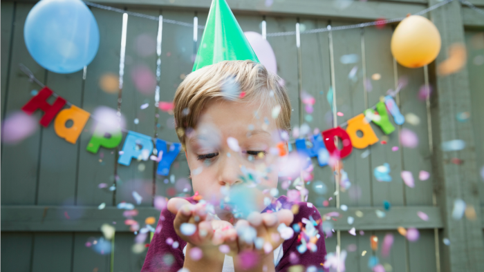 Please Don't Stop Inviting My Son With Cerebral Palsy to Your Birthday Party From The Mom Gene.