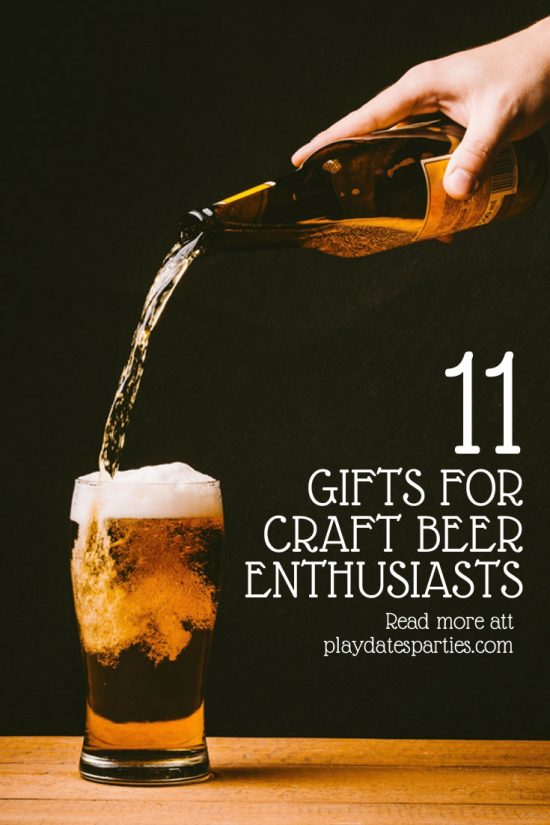 11 Craft Beer Enthusiast Gifts for Budgets Big and Small