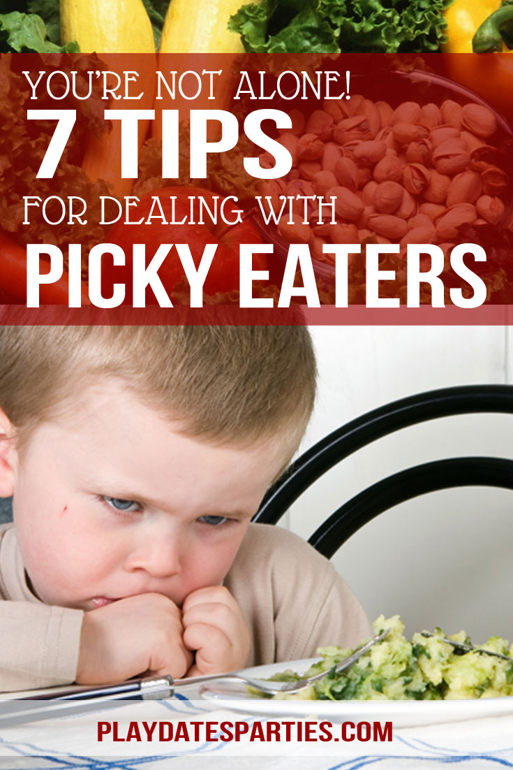 Picky Eater Problems: Yes, We Have Those Too!