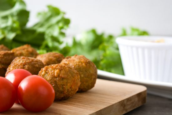 Vegan Veggie Balls at Recipe This