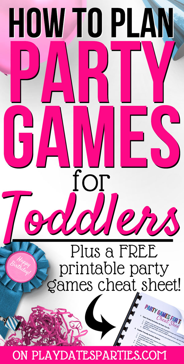 the best party games for toddlers 20 easy ideas