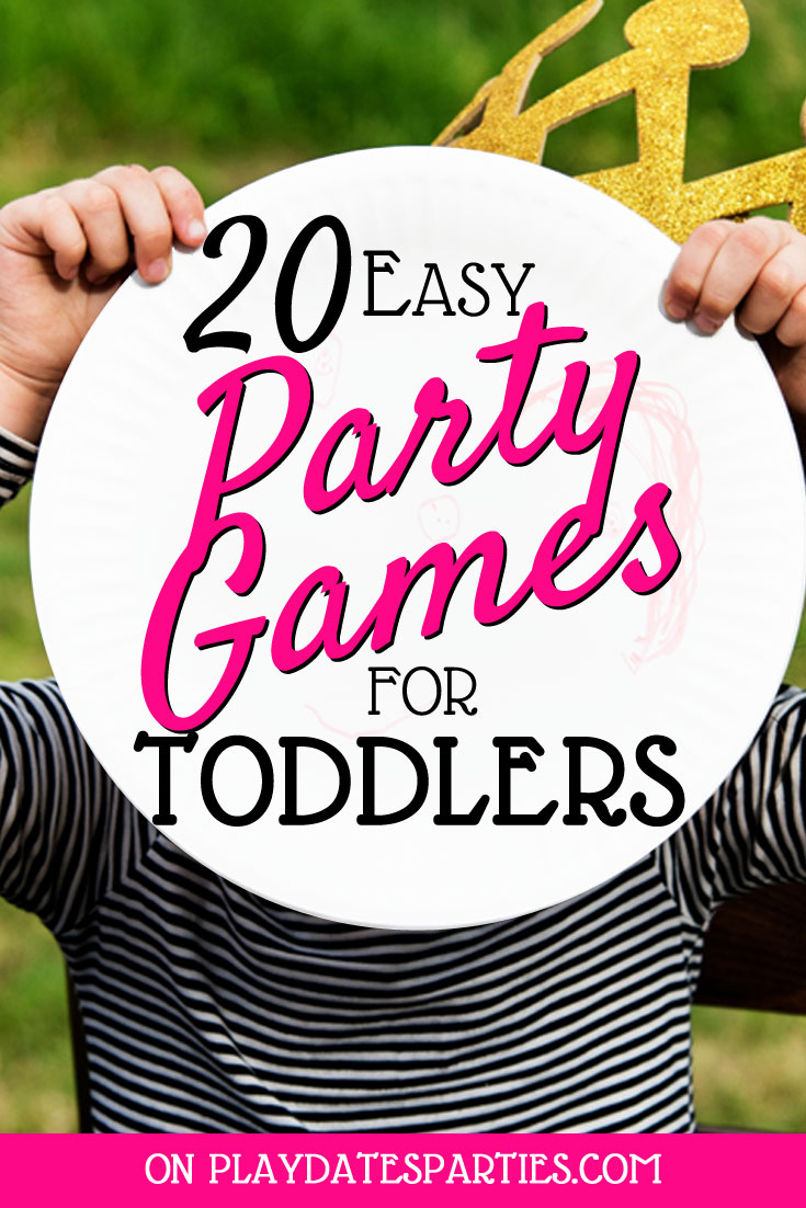 The Best Party Games for Toddlers | 20 Easy Ideas