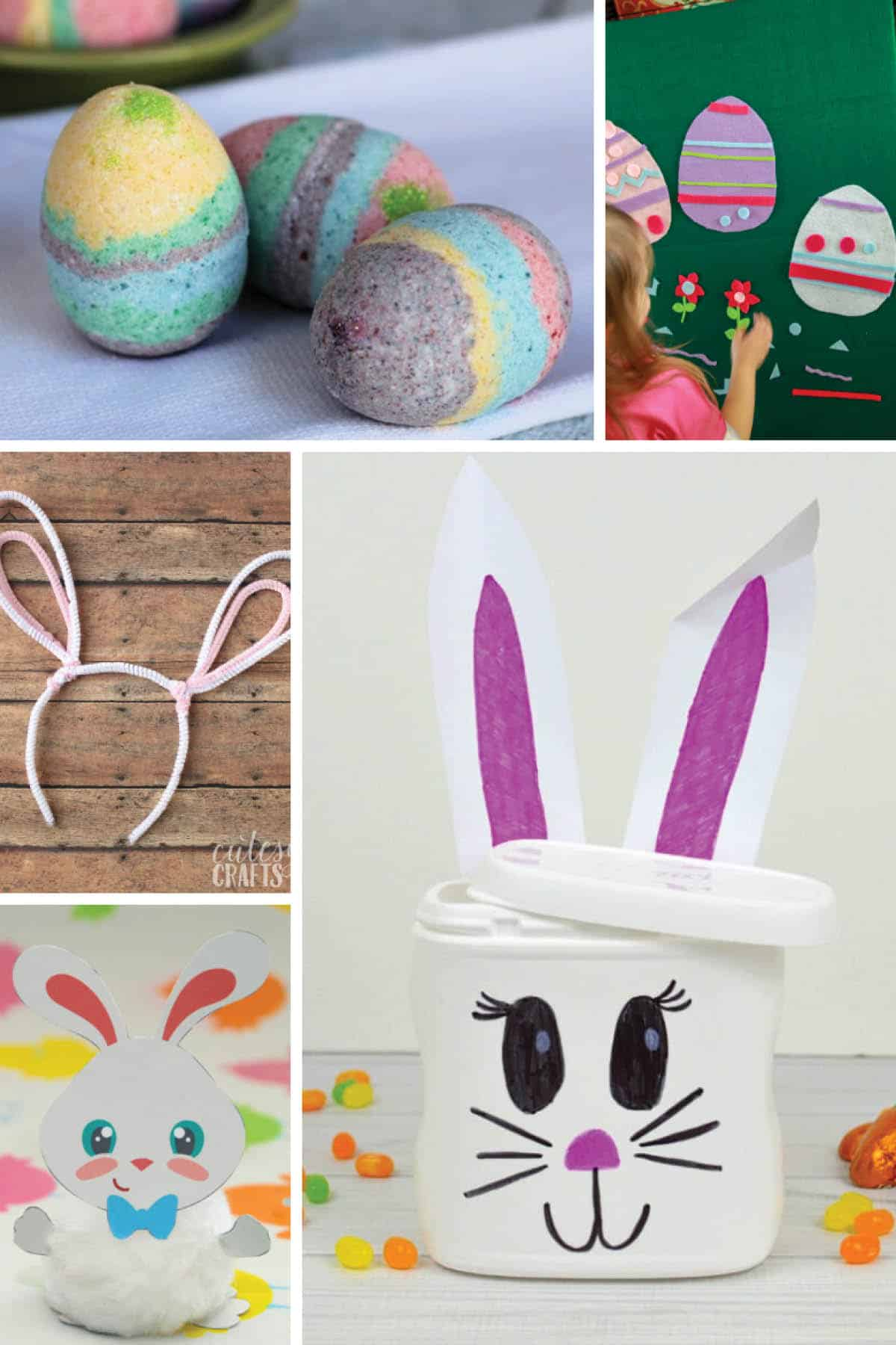 13 Adorable Easter Crafts To Make With Your Kids