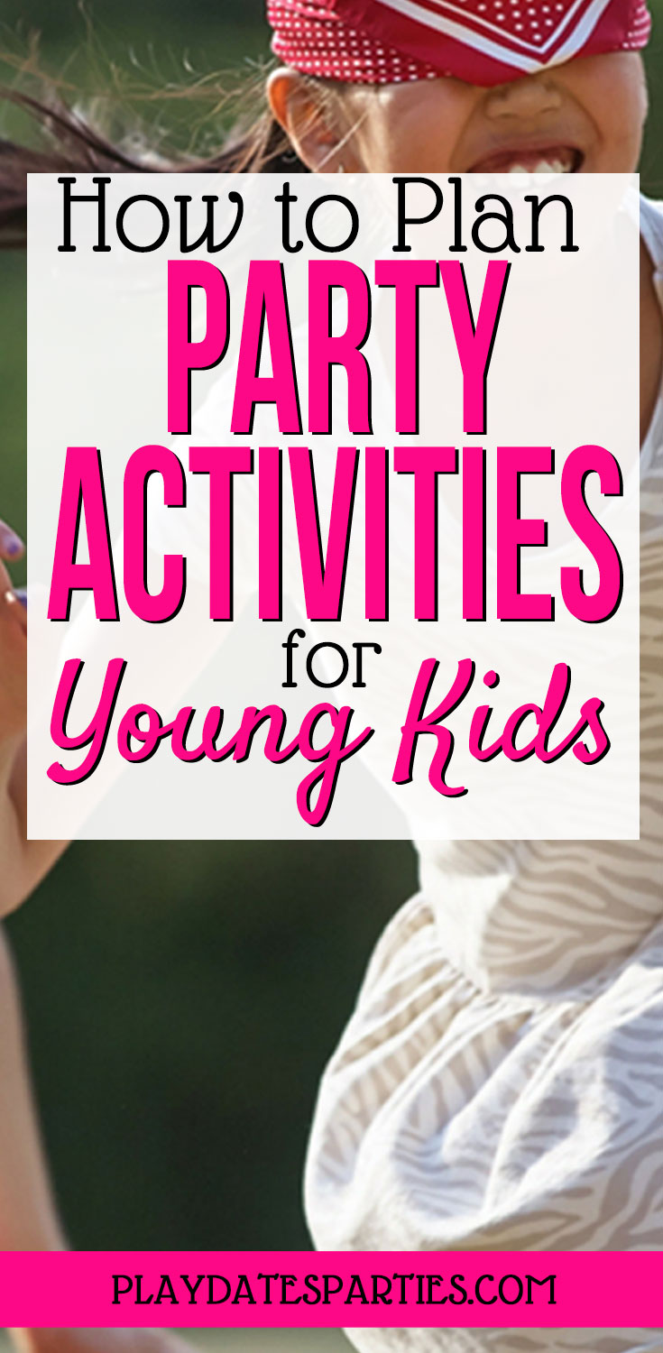Figuring out party activities for kids beyond the toddler years doesn't have to be difficult. Read on for 20 easy ideas to keep kids active and having fun at birthday parties, including classic games and family-friendly activities for groups. #parties #kidsparties #partytime #kids #kidsactivities  #kidsgames  #games