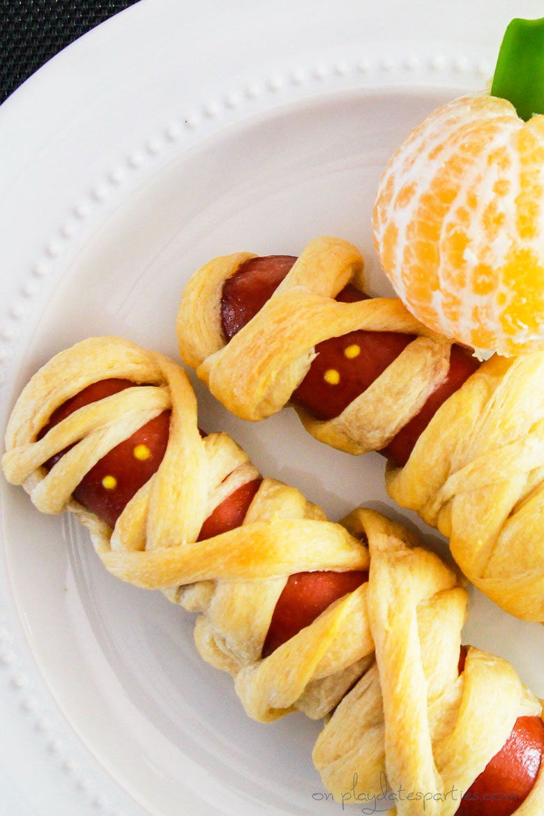 Easy Mummy Dogs For Halloween It has been serialized online via comico japan since 2014. easy mummy dogs for halloween