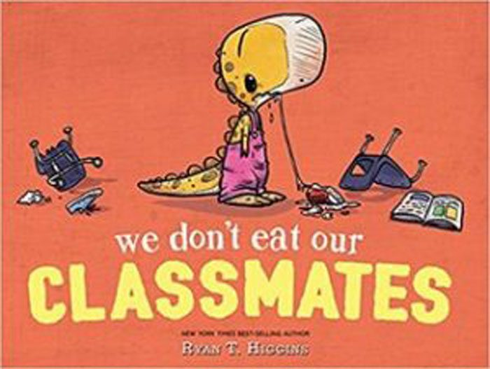 We Don't Eat Our Classmates + Piggy: Let's Be Friends from Shooting Stars Mag.